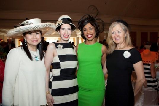 Katherine Le, Kelli Cohen Fein, Gina Gaston Elie