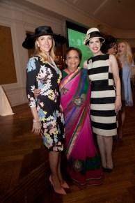 Patricia Dewhurst, Leela Krishnamurthy, Kelli Fein