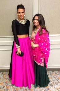 South Asian Chamber of Commerce Gala with Neha Dhupia