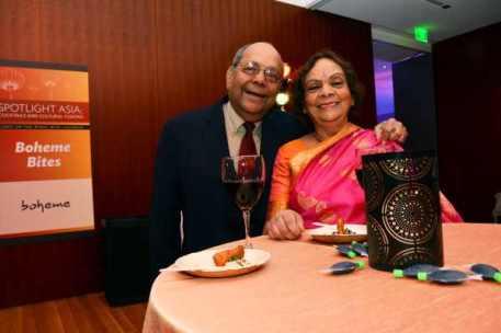 Nat and Leela Krishnamurthy