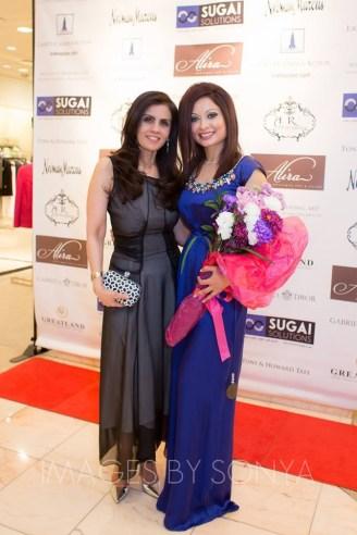 Azra Rauf and Dr. Huma Nawab