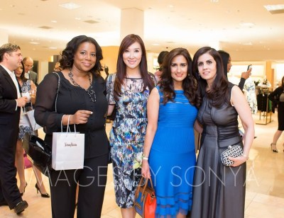 Kysha Reid, Mandy Kao, Dr. Shazi Kirmani, Azra Rauf