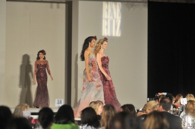 Models Wearing Creations By Rene Diaz