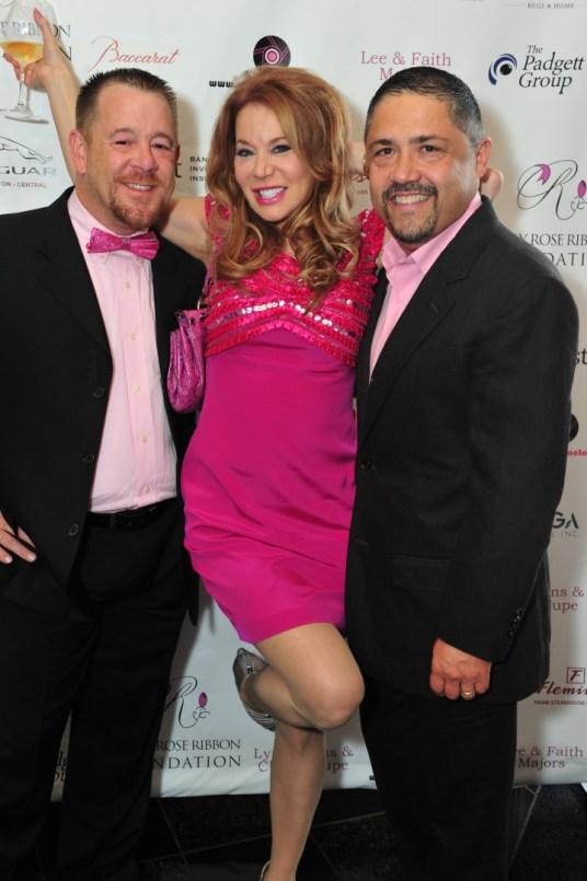Shelby Kibbodeaux, Cindi Rose and Bruce Padilla