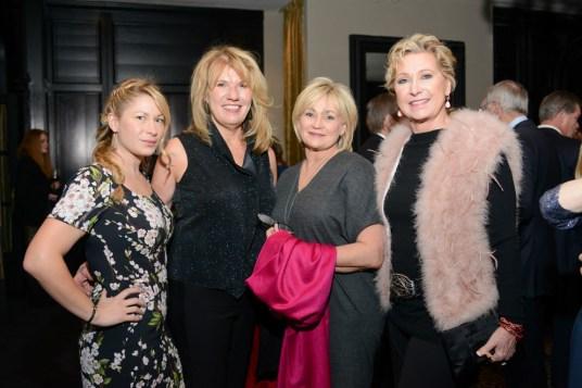 Julie Cushman, Janet Horn, Christy Cushman, Carol Linn