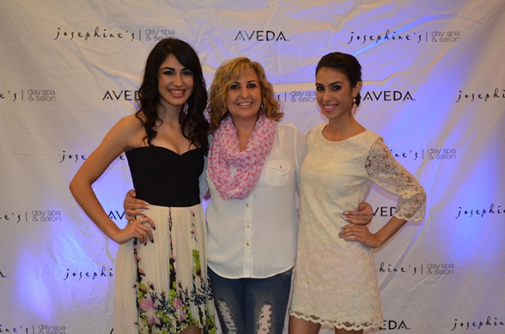 Pretty In Pink At Josephine's Day Spa and Salon (5)