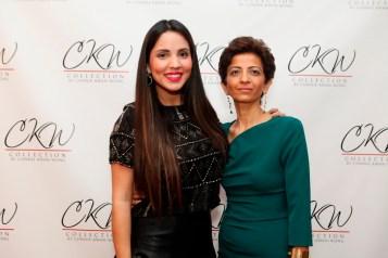 Claudia Ayala and Bela Thacker