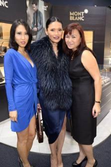 Lily Zhang, Duyen Huynh and Tammy Tran Nguyen