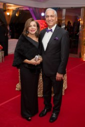 Sherry and Eddie Tajvari; Photo by Wilson Parish