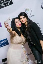 Samia Adil and Arefa Merchant