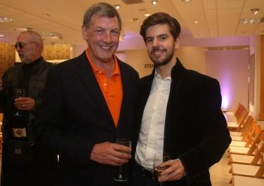Neal Hamil & Lennart Kulke - Photo by Jason Mortel