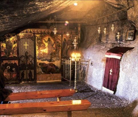 Interior Cave Shot
