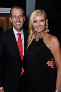 Gregg Opendoef and Angela Lipsy
