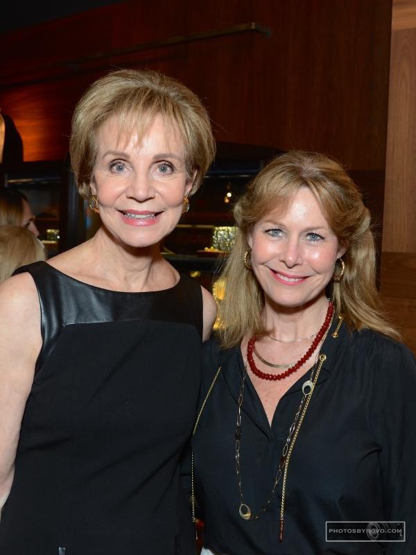 Leisa Holland-Nelson, Cheryl Byington