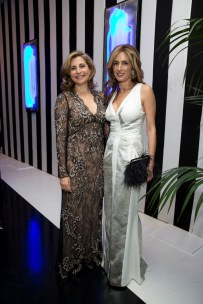 Rania Daniel; Sima Ladjevardian; Photo by Jenny Antill