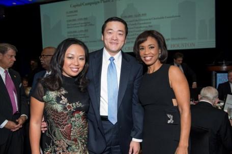 Miya Shay and State Representative Gene Wu