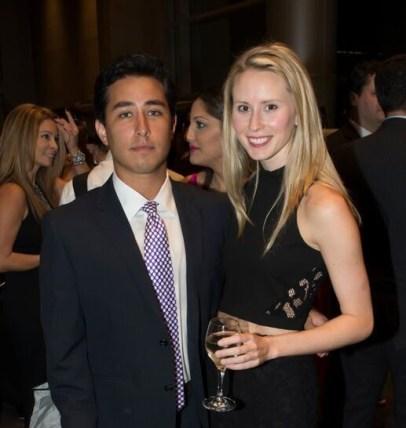 Valentino Festari and Mary McNeely - Photo Emile Brown