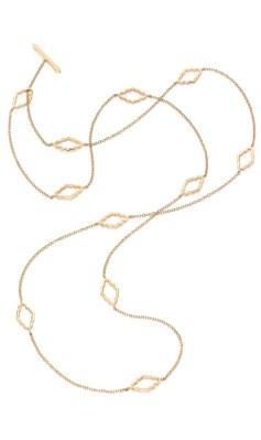 KDN231 Baroque chain no diamonds