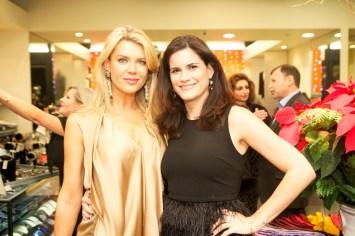 Tatiana Green and Katarina Telhirian