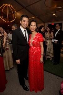 Janae and Kenneth Tsai