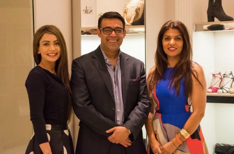 Huma Nawab, Wajid Mirza, Mona Khan