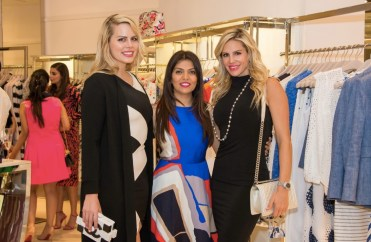 Michelle Celeste, Mona Khan, Jessica Hatch