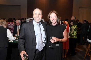 Dr. Pat and Sherri Wood