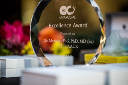 Ovarcome Excellence Award