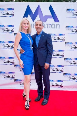 Dr and Mrs. Matt Tabrizi