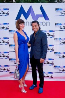 Staci and Quang Henderson