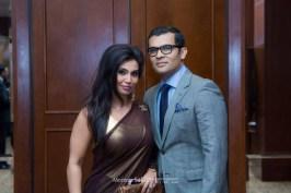 Pinky and Mansoor Zaidi