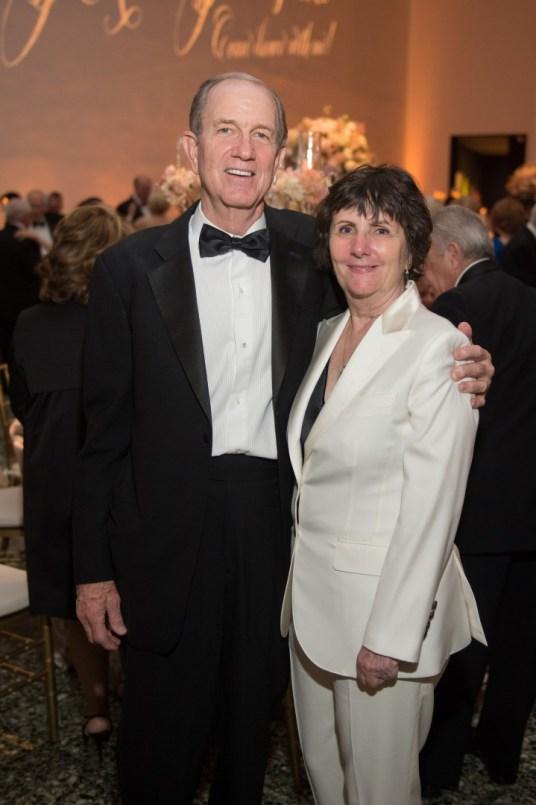 Brad and Leslie Bucher; Photo by Wilson Parish