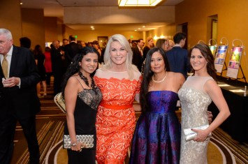 Farida Abjani, Stephanie Von Stein, Melissa Rascon, Amanda Wilkinson