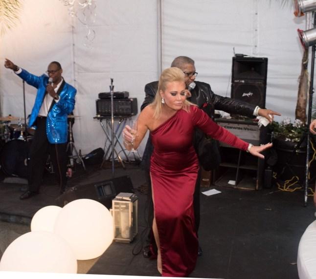 Theresa dancing - Photo by Susan Lee Photography