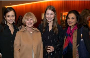Annabel Massey, Nancy C. Allen, Morgan Allen, Monjula Chidambaram