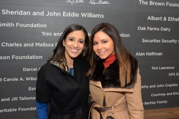 Rania Mankarious and Jennifer Reyna