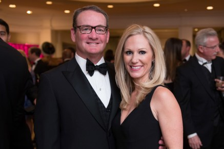Eric and Abigail Berkman; Photo by Michelle Watson