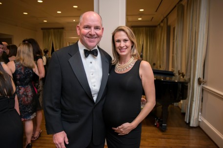 Jeff and Elena Peden; Photo by Michelle Watson