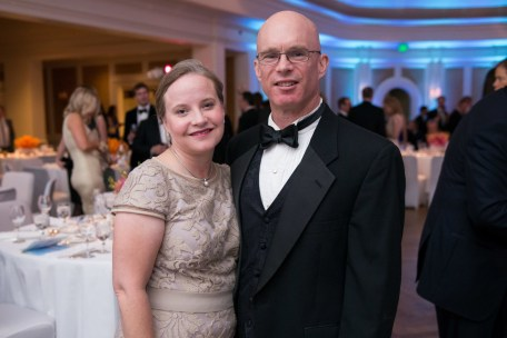 Jenny and Chris Johnson; Photo by Michelle Watson