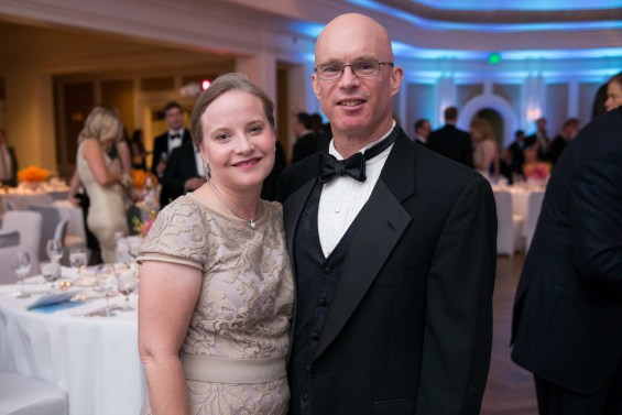 Jenny and Chris Johnson; Photo by Michelle Watson