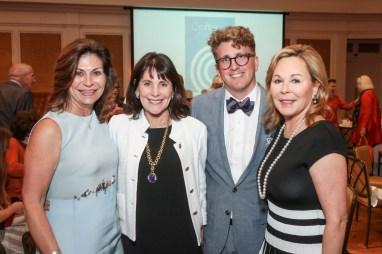 Cathy Brock, Ellen Susman, Perry Price, Nancy Kinder