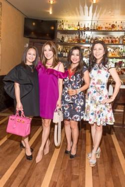 Nina Vu, Mandy Kao, Gina Li, Diana Sun