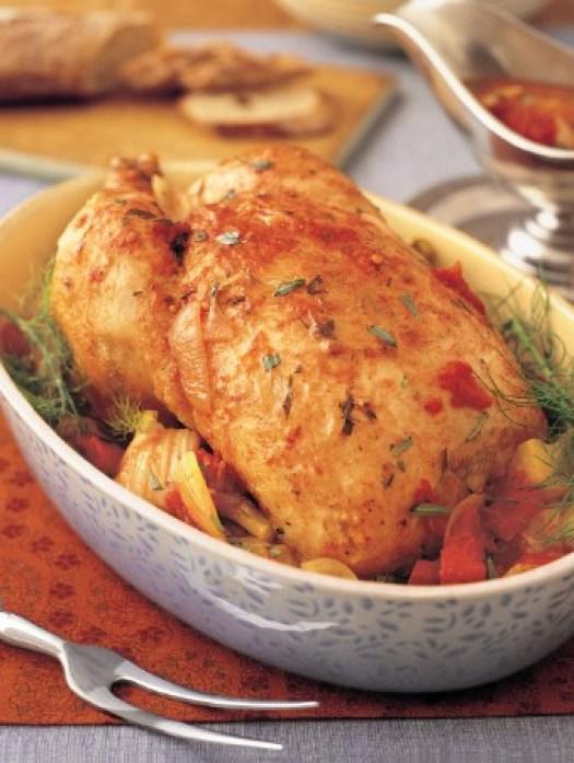 RECIPE - Chicken En Cocotte