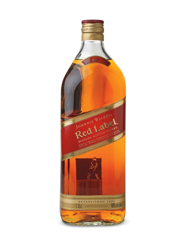 Johnnie Walker Red Label Scotch Whisky Lcbo