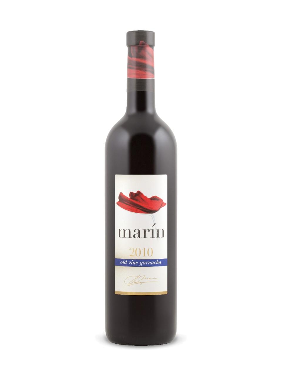 Marín Old Vine Garnacha 2010