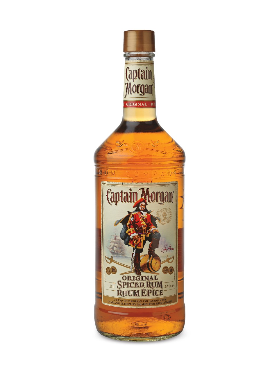 Captain Morgan Spiced Rum Lcbo