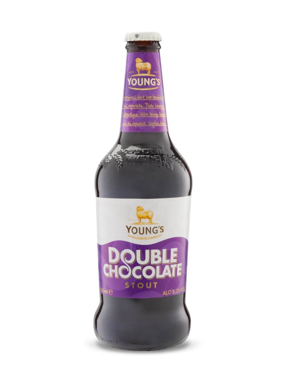 Youngs Double Chocolate Stout  LCBO