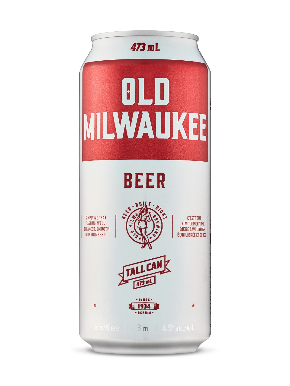 Image result for old milwaukee can