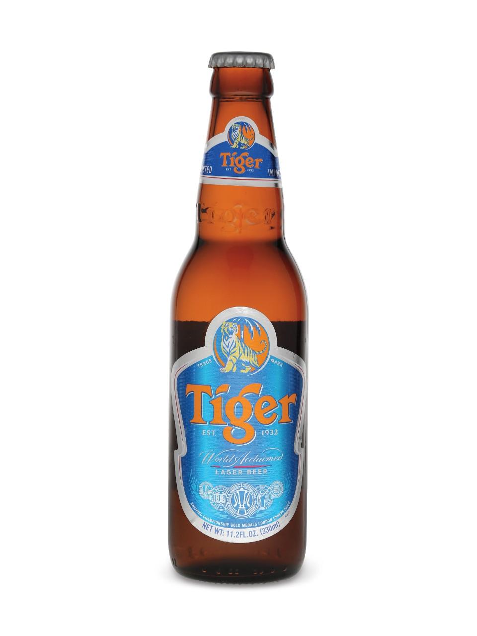 Tiger Beer  LCBO