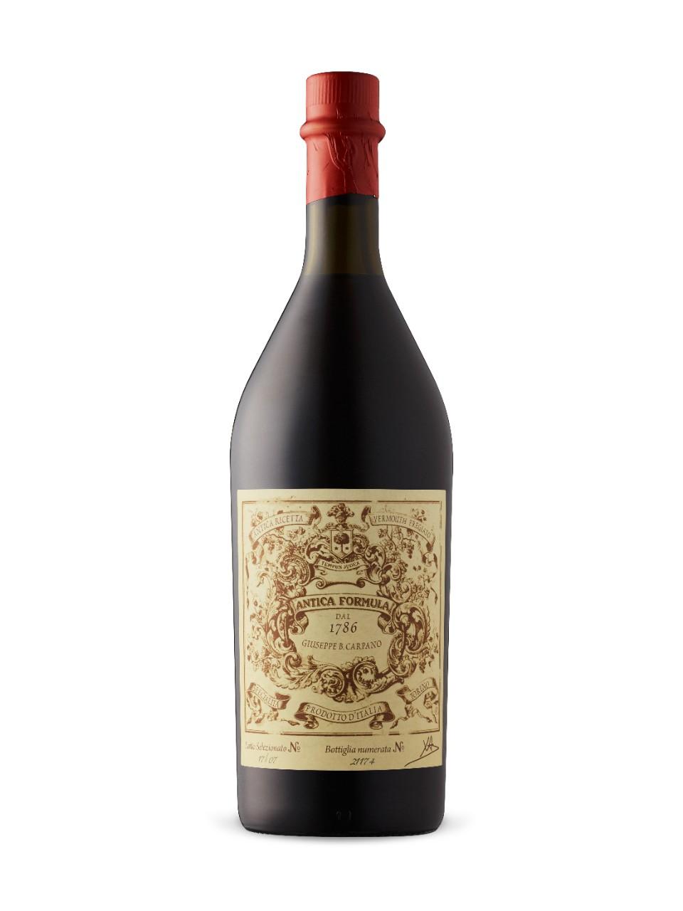 Fratelli Branca Carpano Antica Formula Vermouth